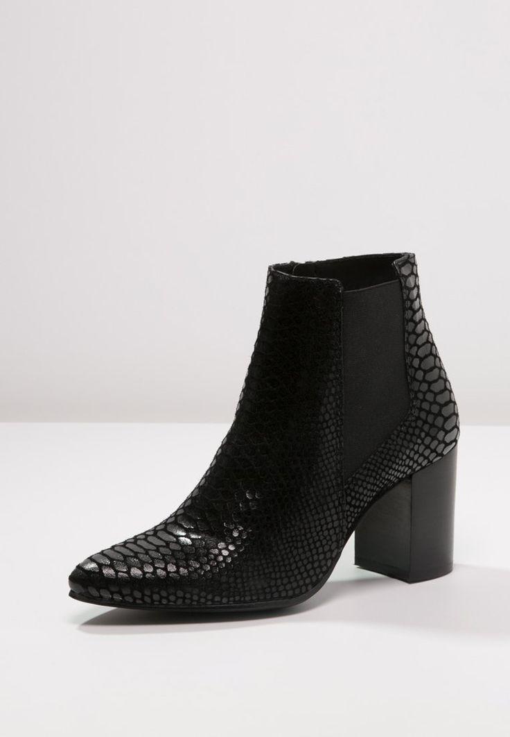 Lazamani Ankle boot - black - Zalando.pl