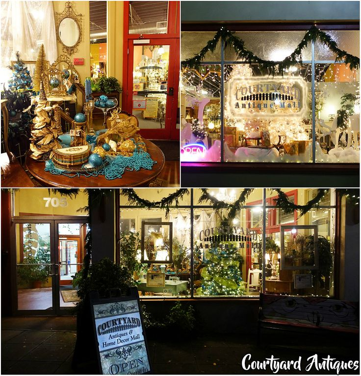 Courtyard Antiques 705 4th Ave E, Olympia, WA 98506  PC: David Rauh