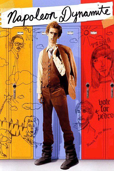 Napoleon Dynamite (2004) Regarder Napoleon Dynamite (2004) en ligne VF et VOSTFR. Synopsis: Napoleon Dynamite est un nerd de premier ordre, tendance no-life. Associal, désag...