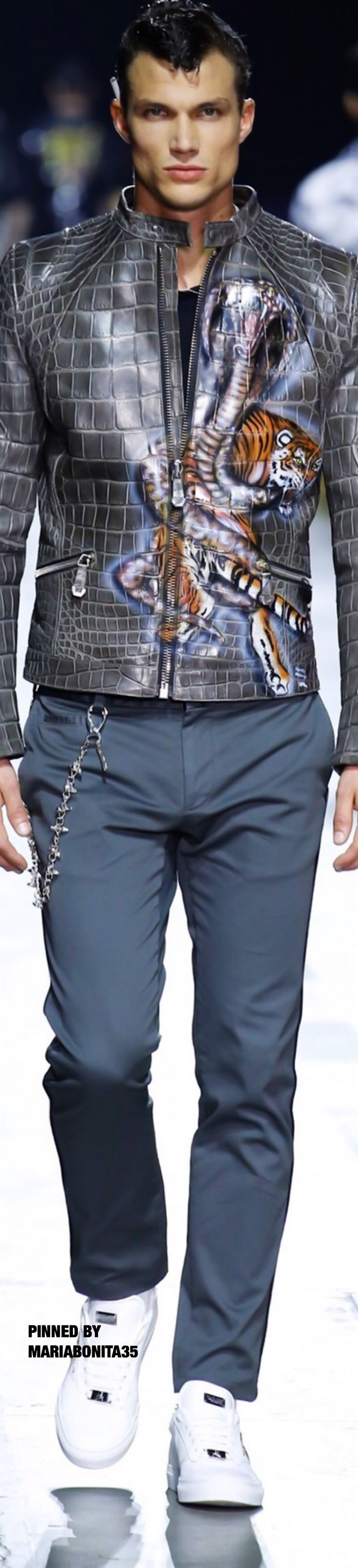 Phillipp Plein Menswear SS18