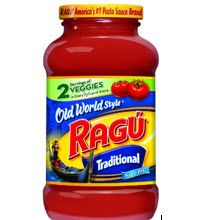*REMINDER* Today ONLY! Ragu Pasta Sauce for $0.87 at ShopRite