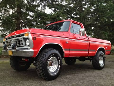 76 Ford F100 4x4   4X4   Pinterest   4x4 and Ford