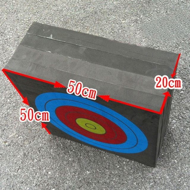 Source harmless Shooting Foam Archery Targets EVA arrow target shooting target on m.alibaba.com