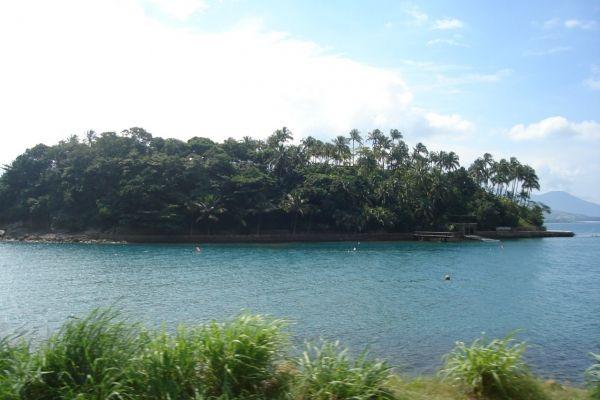 Santuário Ecológico da Ilha das Cabras, em Ilhabela. Visite o BrasilGuias