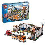 LEGO City: Garage 953 Pieces (7642)
