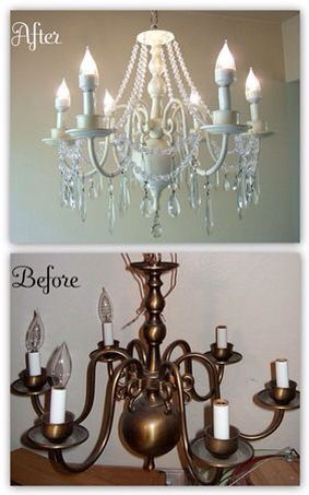 19 Best Repurpose Chandeliers Images On Pinterest