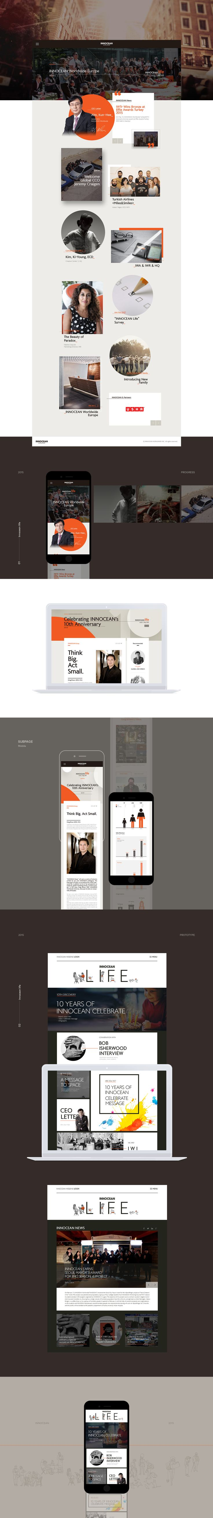 다음 @Behance 프로젝트 확인: \u201cINNOCEAN\u201d https://www.behance.net/gallery/45453667/INNOCEAN