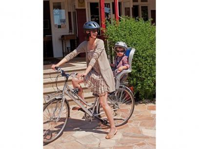 Cadeirinha para Bicicleta 10+ - Peg-Pérego com as melhores condições você encontra no Magazine Kicking. Confira!