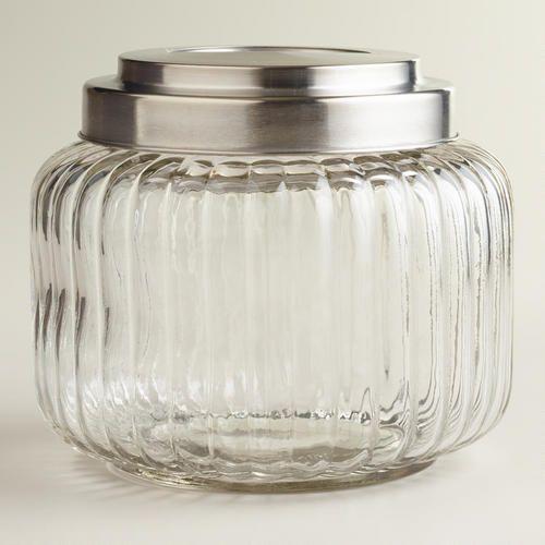 16 best images about bridget 39 s 6th birthday on pinterest for Glass jar kitchen ideas