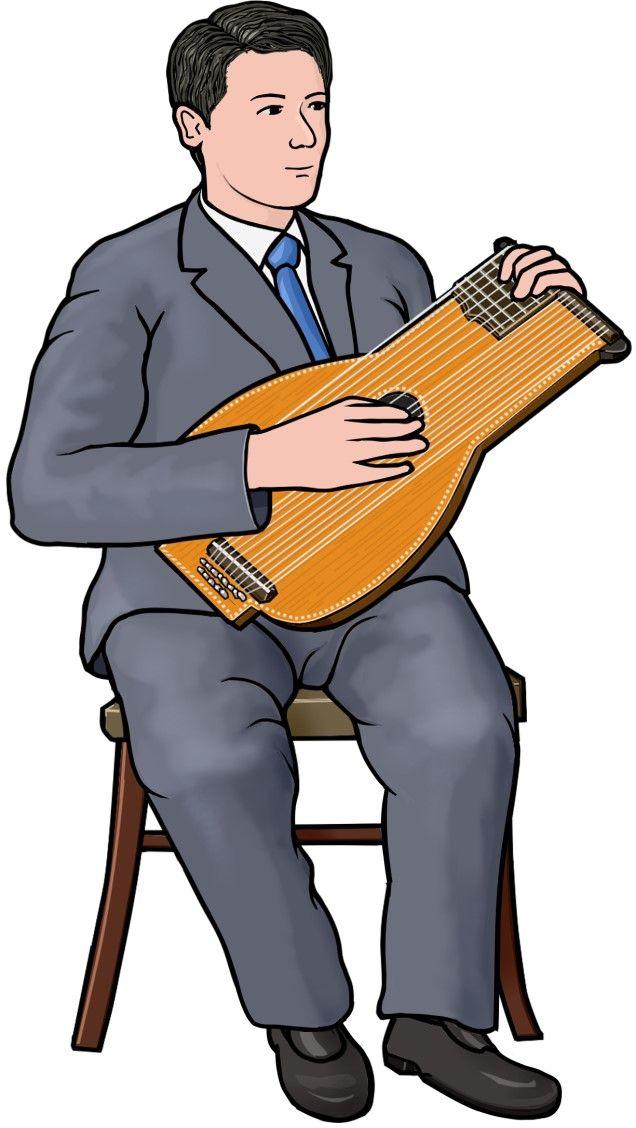 ステッセル・リュート (stoessel lute) の演奏