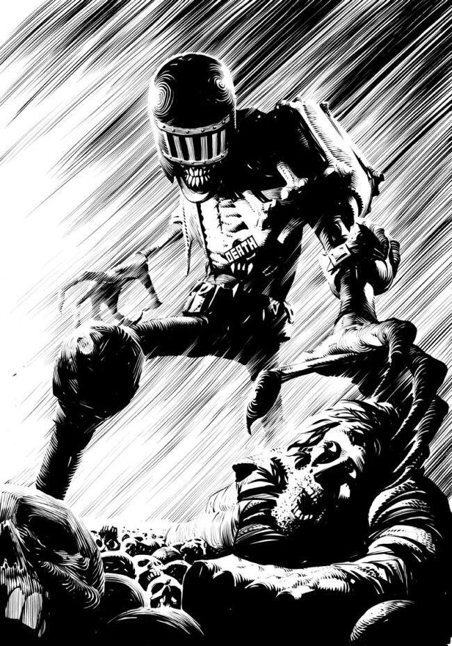 Judge Death -