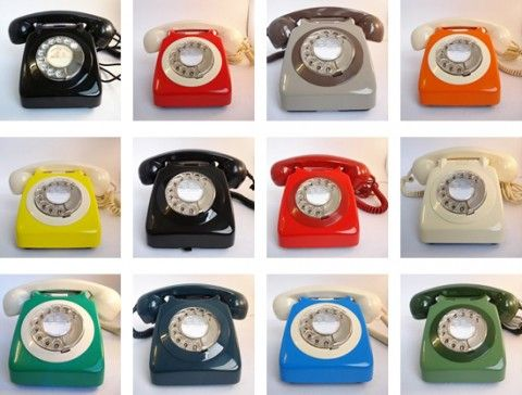 i kinda miss rotary phones...