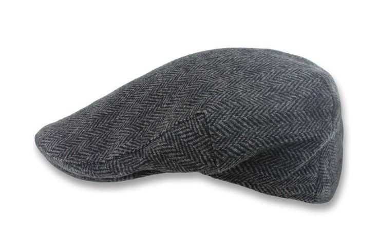 RatPackHats.com - Stetson Gray Wool Herringbone Newsboy 8/4 Cap, Ivy Hat Flat Hat, Cabbie Golf Gatsby, $37.94 (http://ratpackhats.com/stetson-gray-wool-herringbone-newsboy-8-4-cap-ivy-hat-flat-hat-cabbie-golf-gatsby/)