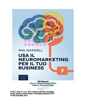 Usa Il Neuromarketing Per Il Tuo Business PDF