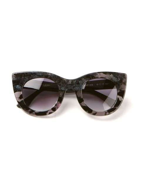Shop now: Thierry Lasry: Thierry Lasry, Lasry Orgasmy, Pearl Sunglasses, Blue Pearl, Fashion Website, Lasry Gradient, Gradient Black, Black Glass