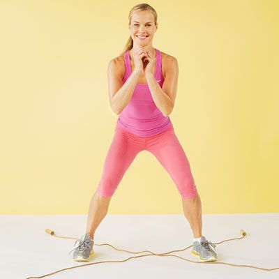 Jump Rope Hopscotch - Lose weight the fun way with a jump rope   Health.com