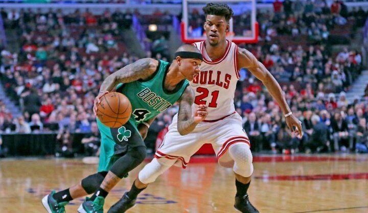 2017 NBA Playoffs: Boston Celtics vs. Chicago Bulls Preview - Basketball Society http://basketballsocietyonline.com/2017-nba-playoffs-celtics-bulls-preview?utm_campaign=crowdfire&utm_content=crowdfire&utm_medium=social&utm_source=pinterest