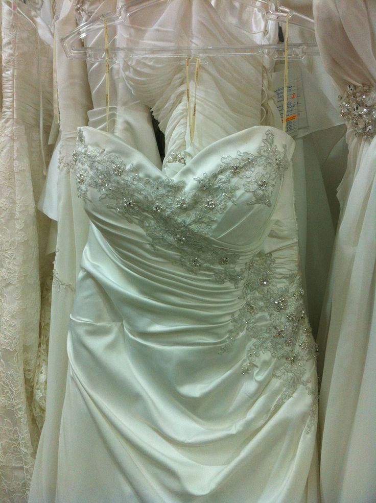my dress close up