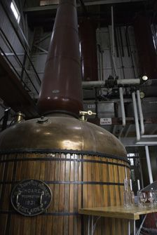 Pot Still at Yalumba Distillery in Barossa, South Australia