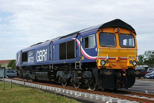 Class 66 'Chinook'