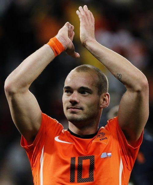 Wesley Sneijder - LFC Bound? #hope
