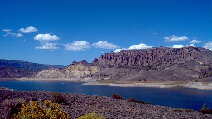 Best places to paddle board in Colorado this summer: Blue Mesa Reservoir