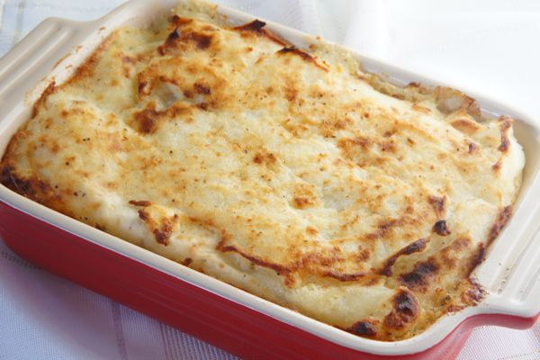 Shepherd's Pie ( French Canadian Paté Chinois)