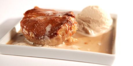 Maple Pudding Chomeur by Brad Gash