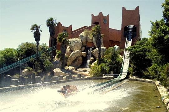 Entertainment and Thrills for the Whole Family at The Ratanga Junction Theme Park
