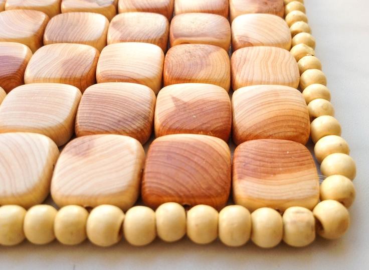 Juniper Trivet for Pans  http://stores.ebay.com/Wooden-Miracle