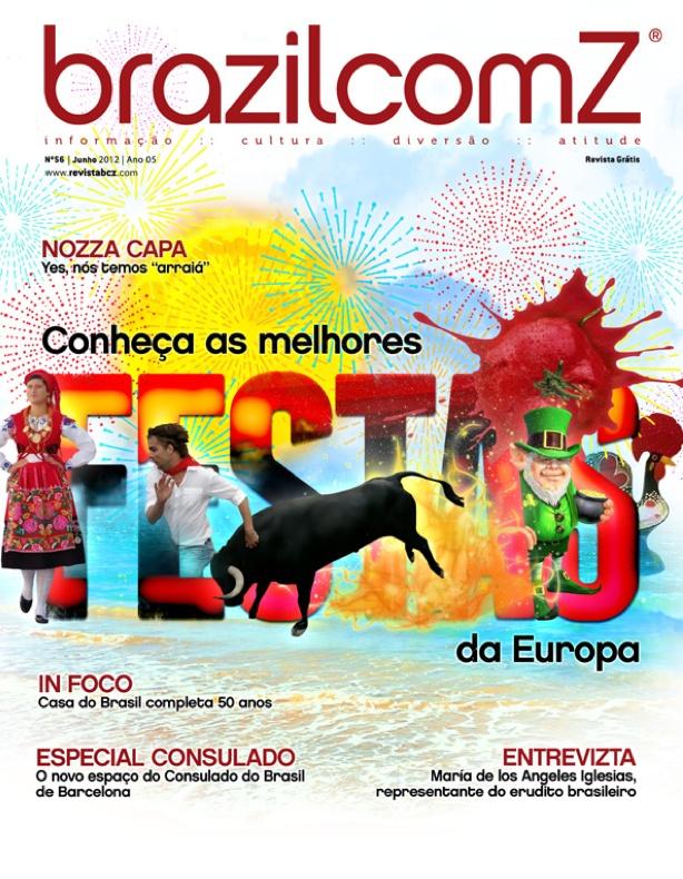 Revista Brazil com Z - JUN/12