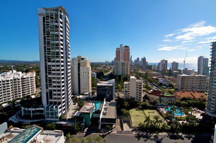 Victoria Square Apartments - North facing apartments - Broadbeach Family Apartments