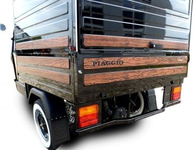 best 25 piaggio ape ideas on pinterest food on wheels. Black Bedroom Furniture Sets. Home Design Ideas