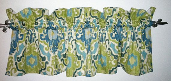 Blue And Brown Shower Curtains Vine Kitchen Curtains