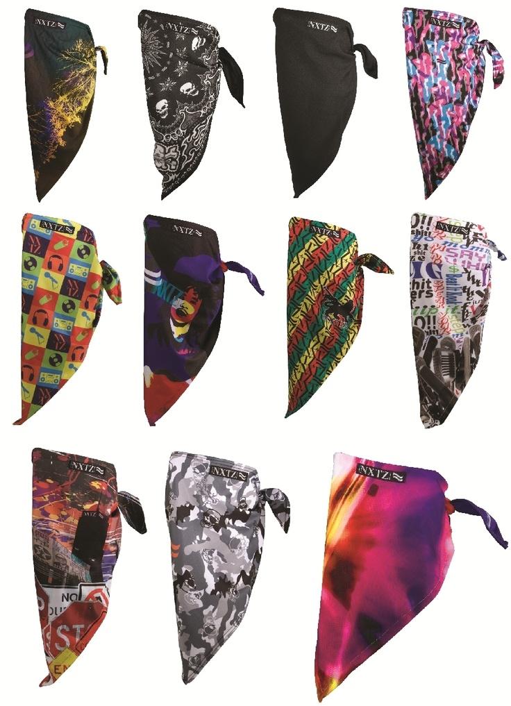 NXTZ Micro Mesh Bandana snowboard ski neck gaiter face mask: Faces Masks, Skiing Bandanas, Bandanas Snowboards, Snowboards Skiing, Mesh Bandanas, Skiing Clothing, Gaiter Faces, Skiing Neck, 0 Fashion Bandanas Masks