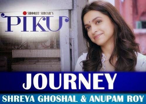 Journey Song | Piku | Guitar Chords| Anupam Roy