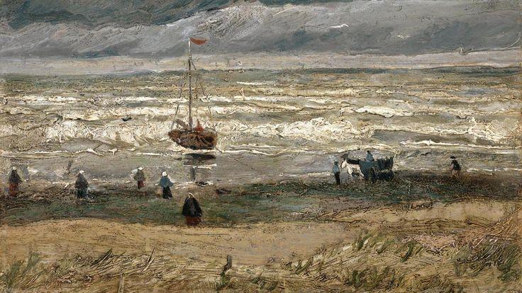 Twee gestolen schilderijen Van Gogh na veertien jaar teruggevonden   Beeldende Kunst   de Volkskrant