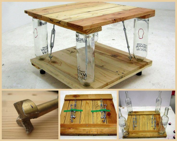How To Make Your Own Pallet Coffee Table Downloadable Free Plans