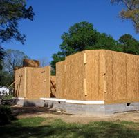 SIPs- Structural Insulated Panels