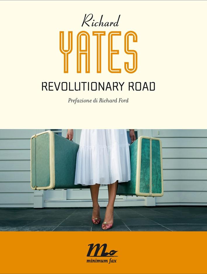 «Se nella letteratura americana moderna ci vuole qualcos'altro per fare un capolavoro, non saprei dire cosa»: questo il giudizio di Tennessee Williams su Revolutionary Road, uno dei classici dimenticati della narrativa americana del secondo Novecento. La scrittura realistica, cristallina, spietata di Richard Yates ha fatto epoca, ispirando generazioni intere di scrittori e dando vita al realismo sporco di Raymond Carver e Richard Ford . http://www.minimumfax.com/libri/scheda_libro/88
