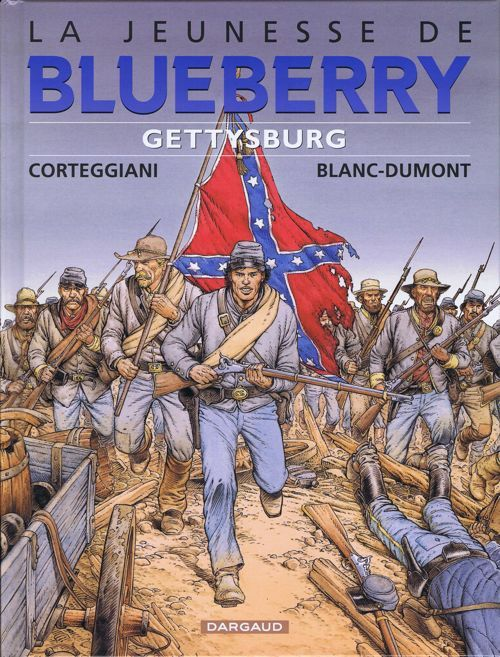 Blueberry (La Jeunesse de) -20- Gettysburg  -  2012