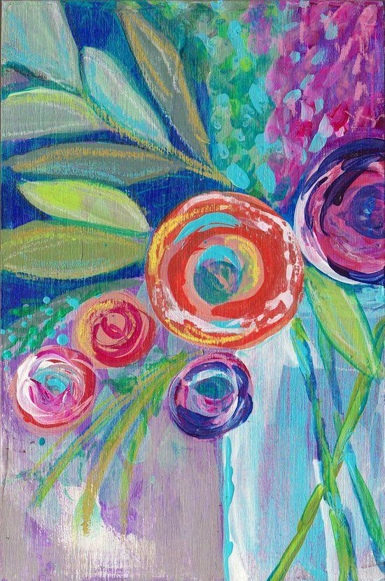 floral no.02 Canvas Print