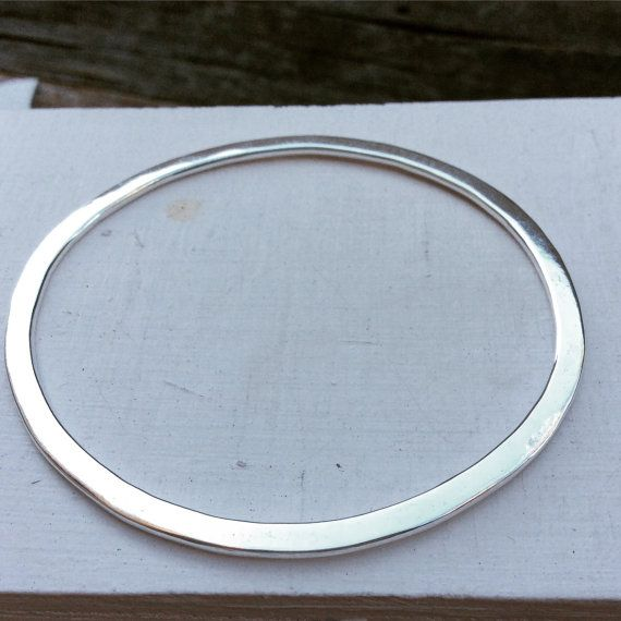 Solid sterling silver bracelet Solid sterling by SilverPinions