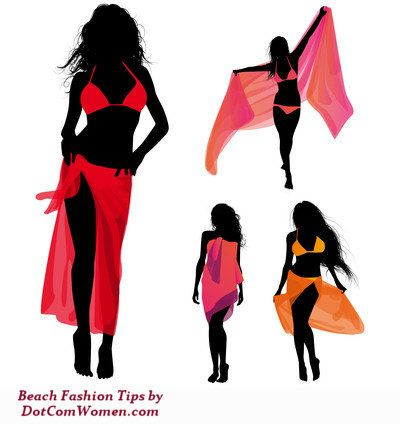 How to Tie a Sarong in Different Ways