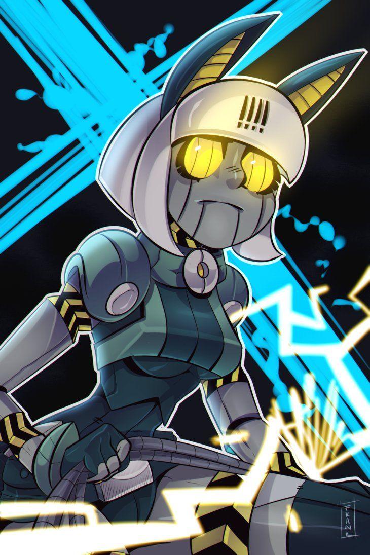 Robo Fortune - Skullgirls. by YoselinFrankCat.deviantart.com on @DeviantArt