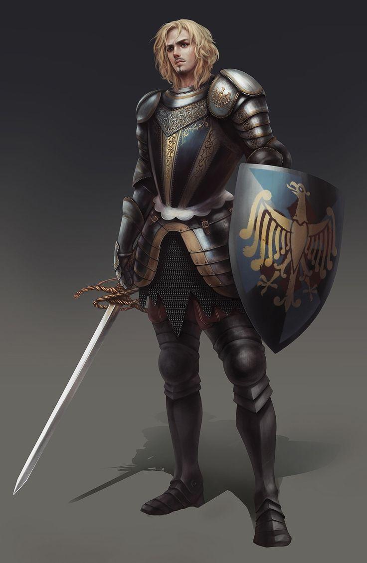 Fantasy warrior men - photo#44