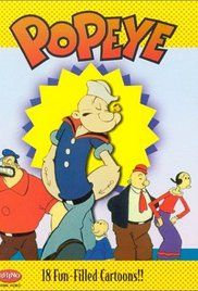 The All-New Popeye Hour Poster