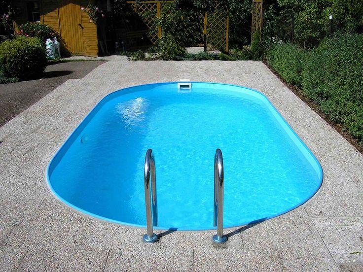 Samonosný bazén - Ováll