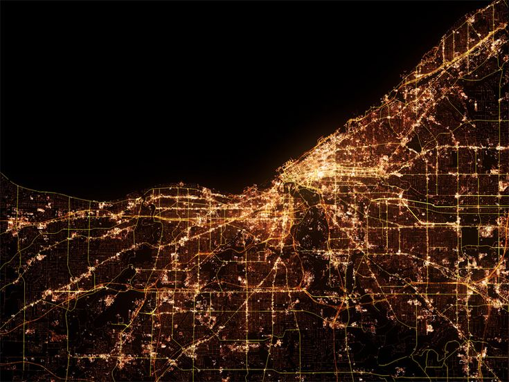 marc khachfe composes intricate nighttime images from ...