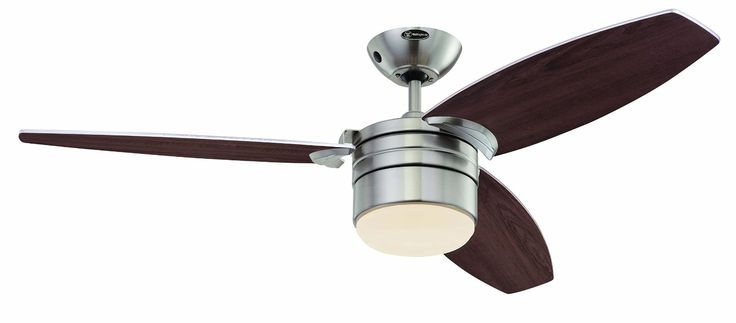 Westinghouse Lighting, Ventilatore da soffitto, classe di efficienza energetica D, attacco R7s: Amazon.it: Illuminazione